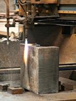staal snijden Prins Staalhandel